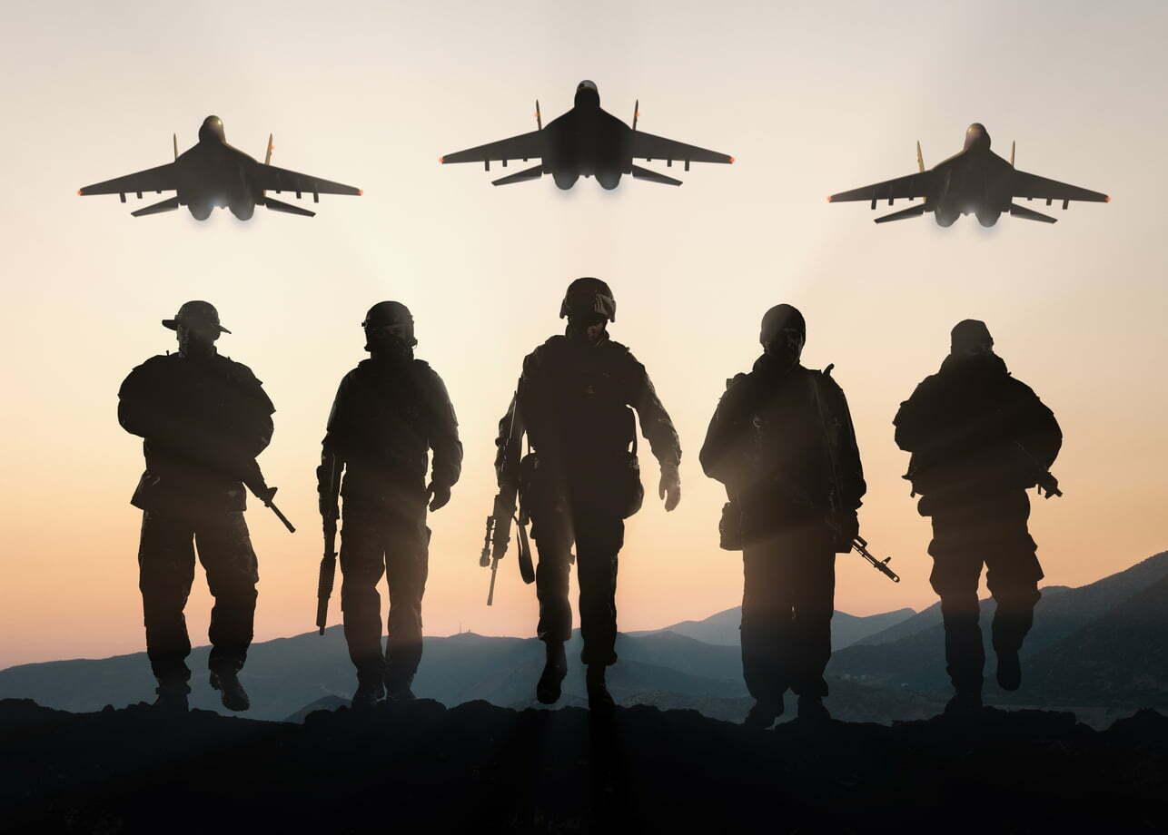 oposiciones fuerzas armadas