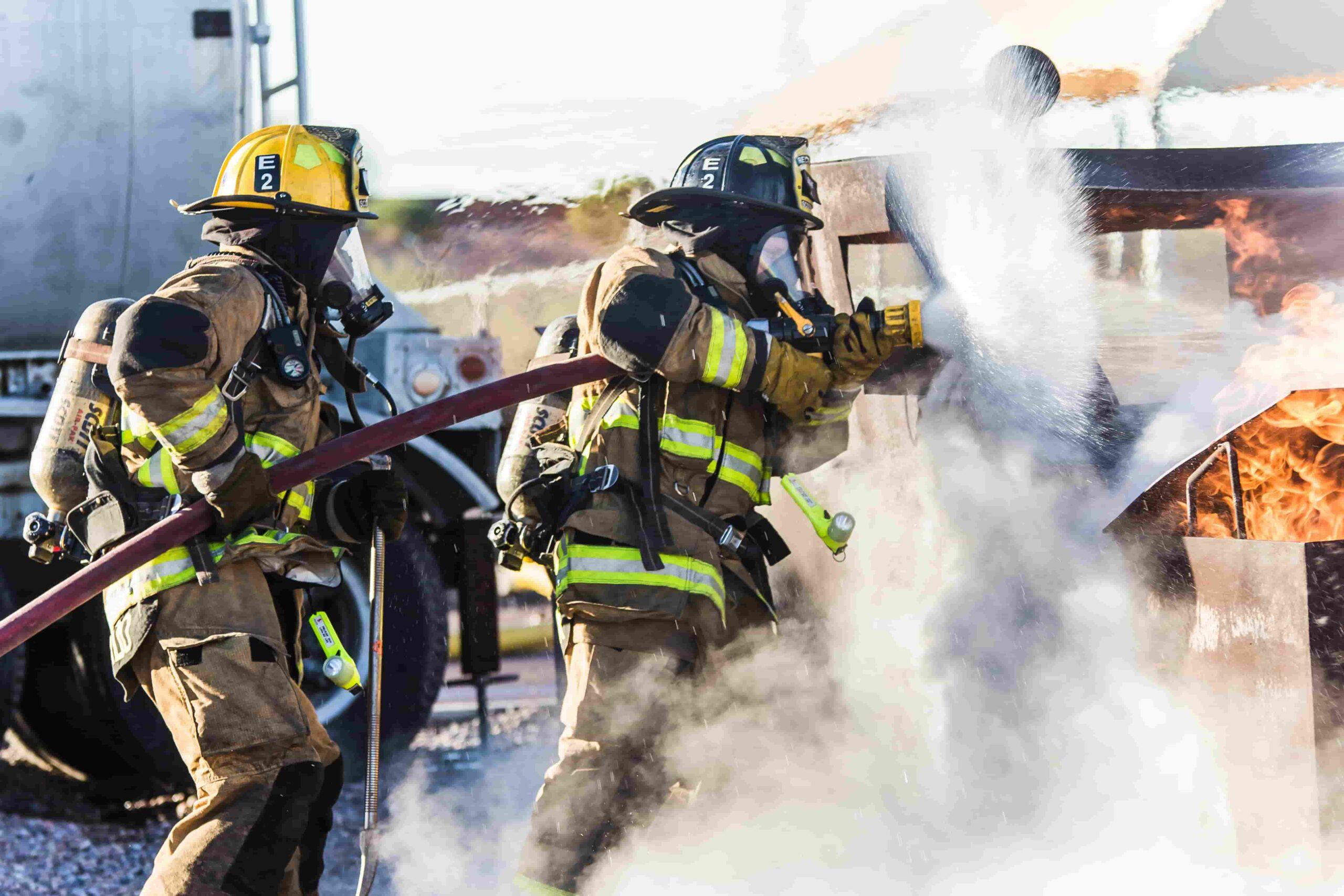 opositar a bombero en madrid